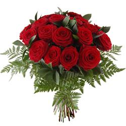 Bukiet piękne róże